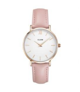 Reloj Cluse La Bohème Rose Gold White/Pink