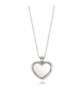 Cadena Pandora con Corazón