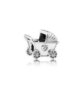 Abalorio Pandora Carrito de Bebé