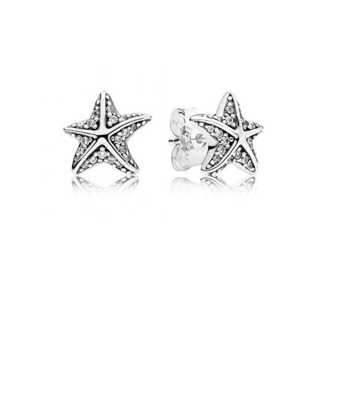 a1ab2a039fb7 Pendientes Pandora Estrella de mar