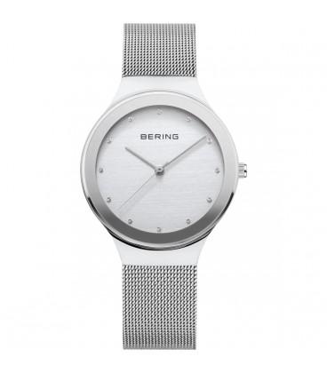 Reloj Bering plateado de mujer