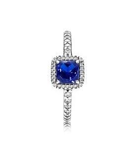 Anillo de Pandora Elegancia Atemporal Azul