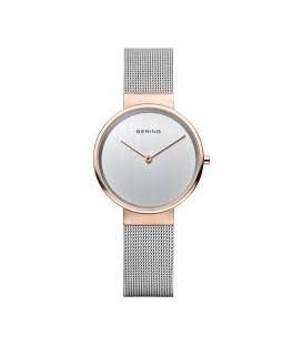 Reloj Bering bicolor señora 14531-060