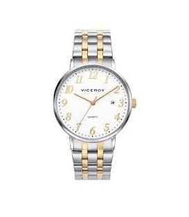 Reloj Viceroy Hombre bicolor