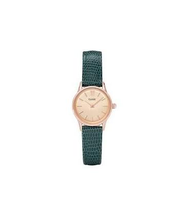 Reloj Cluse LA VEDETTE ROSE GOLD CHAMPAGNE