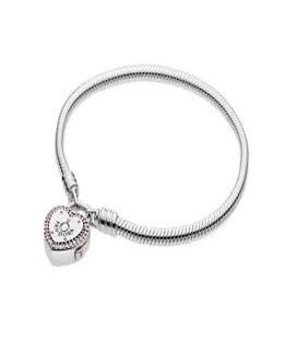 Pulsera Moments Pandora Guarda tu Promesa