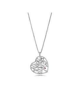 Collar  Pandora Árbol de Amor