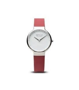Reloj Bering Max René en tono rojo