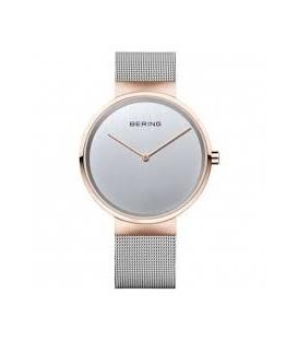 Reloj Bering oro rosado brillante