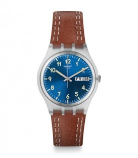 RELOJ SWATCH MARRÓN