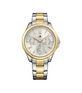 Reloj Tommy Hilfiger Bicolor para señora