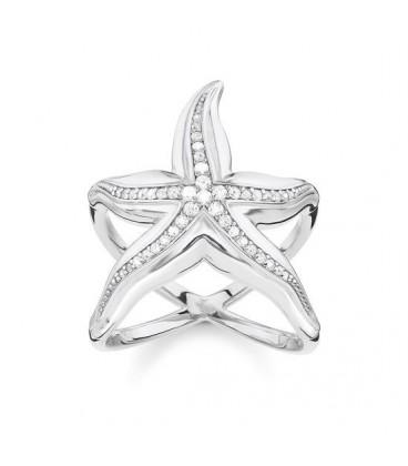 Anillo estrella de mar