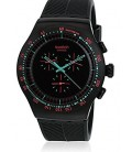 Reloj Swatch mint in dark