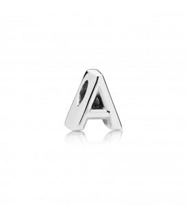 Abalorio Pandora letra A ref-797455