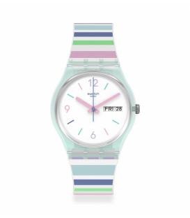 Reloj Swatch Pastel Zebra GL702