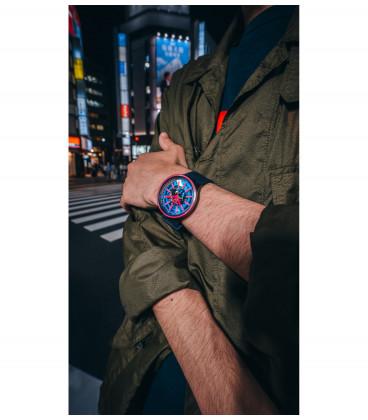Reloj Swatch Blue Taste SO27B111