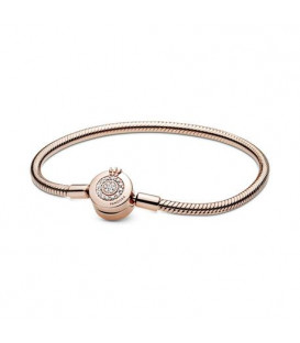 Pulsera Moments Corona brillante 589046C01-19