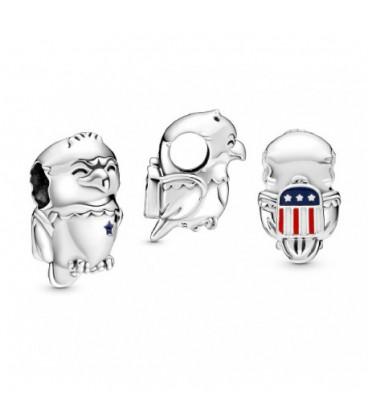 Charm Pandora Águila calva americana 799029C01