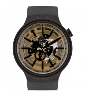 Reloj Swatch Big Bold Dark Taste SO27B115