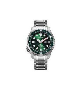 Reloj Citizen Automático Titanio NY0100-50X