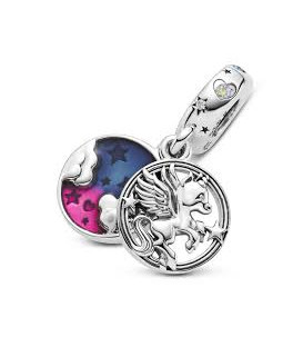 Abalorio Pandora Unicornio Mágico 799145C01