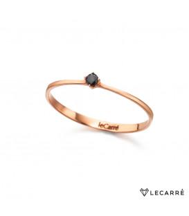 Anillo LeCarré Diamante negro GA008OR