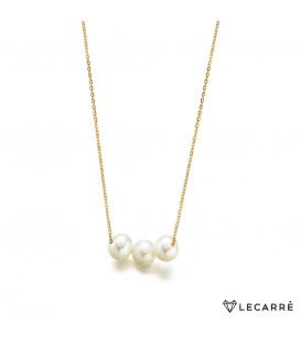 Gargantilla LeCarré perlas GD022OA