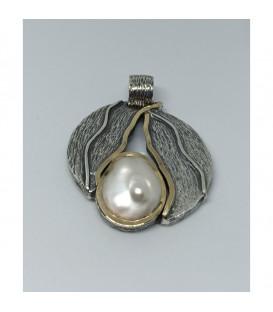 Colgante Styliano perla MSP 766/P