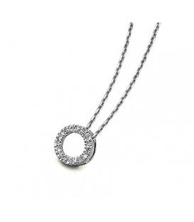 Gargantilla LeCarré Circulo Diamantes GD026OB.00
