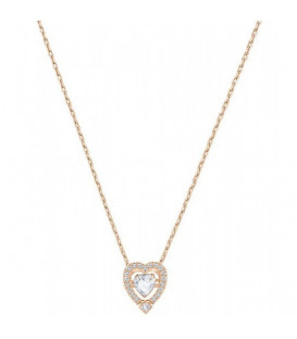 Collar Swarovski Sparkling Dance Hearth 5284188