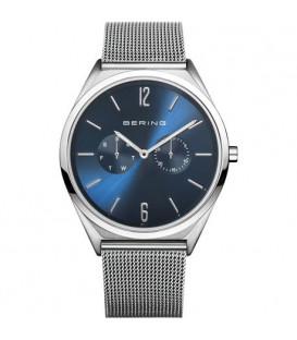 Reloj Bering Ultra Slim Plateado 12140-007