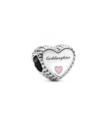 Abalorio Pandora Corazón Ahijada 799147C01
