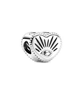 Abalorio Pandora Corazón el Ojo Que Todo lo Ve 799179C00