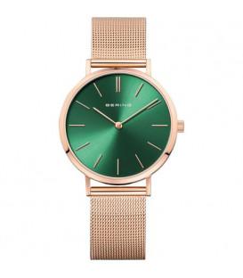 Reloj Bering Rosa Verde 14134-368