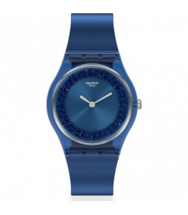Reloj Swatch SIDERAL BLUE GN269