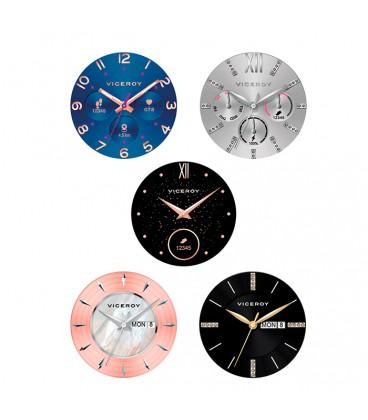 Reloj Smart Pro Viceroy mujer dorado 41102-90
