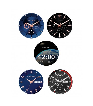 Reloj Viceroy Smart Pro azul caballero 41111-30