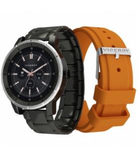 Reloj Viceroy Smart Pro naranja caballero 41111-50