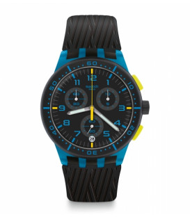 Reloj Swatch Blue Tire SUSS402