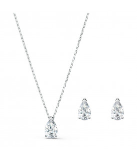 Conjunto Swarovski Attract Pear 5569174