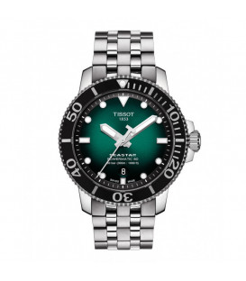 Reloj Tissot Seastar 1000 Powermatic 80 T120.407.11.091.01