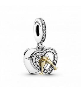 Abalorio Pandora Feliz Aniversario 799322C01