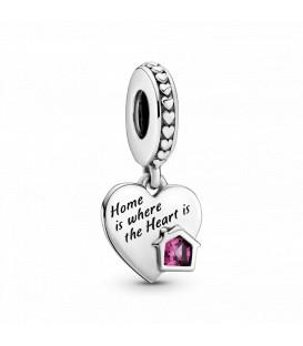 Abalorio Pandora Hogar y Corazón 799324C01