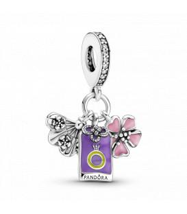 Abalorio Pandora Cerezo, Amuleto y Abanico Japones 799326C01