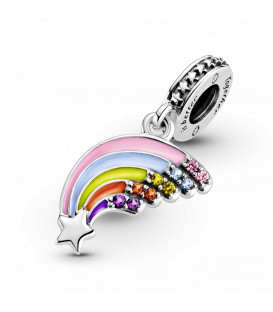 Charm colgante Arcoiris colorido Pandora 799351C01