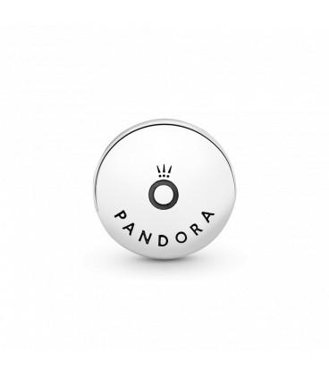 Abalorio Pandora Reflexion Circulo en Rosa en Pavé 799362C01
