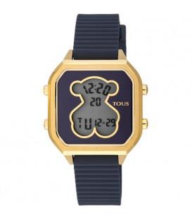 Reloj Tous D-Bear Teen Dorado y Azul 100350390