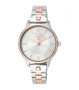 Reloj Len bicolor rosado Tous 100350430