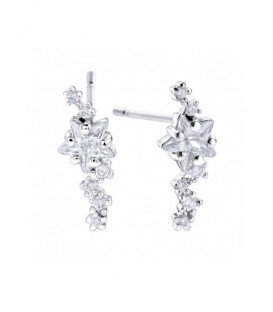 Pendientes Duran Exquse Pretty Jewels trepadores Estrellas 00506972