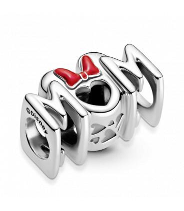 Abalorio Pandora Lazo Minnie Mouse de Disney y Madre 799363C01